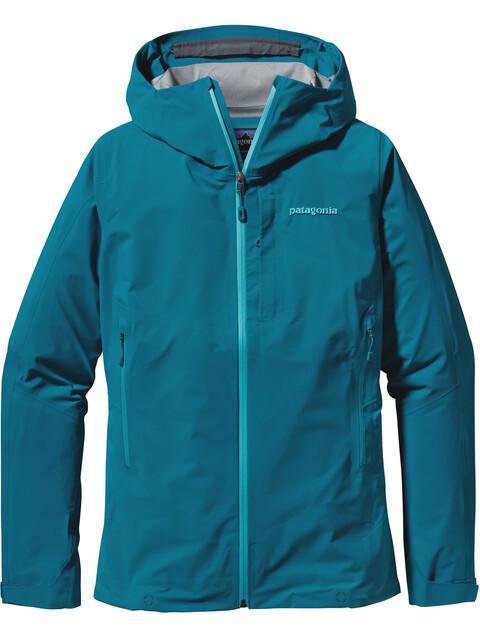 Patagonia W's Refugitive Jacket Underwater Blue